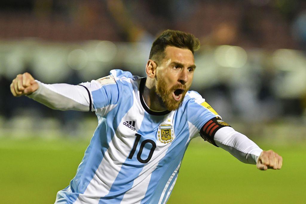 梅西上演帽子戏法 阿根廷3-1直接晋级世界杯