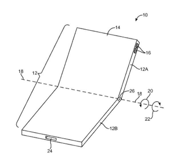 苹果研发折叠手机 最慢2020年进入苹果供应链