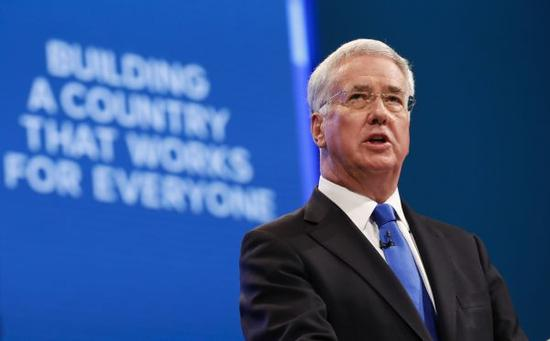 英国不想挑衅中国 没有计划在南海进行航行自由演习
