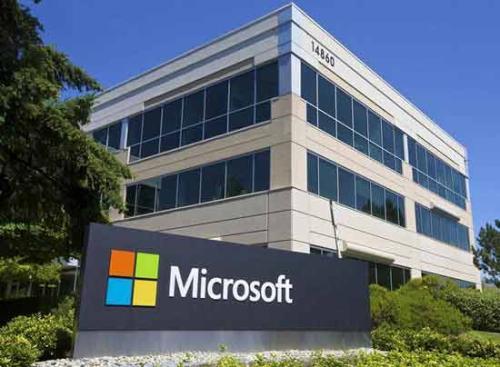 """微软孵化器项目成果展示 成为云端""""双创""""新亮点"""