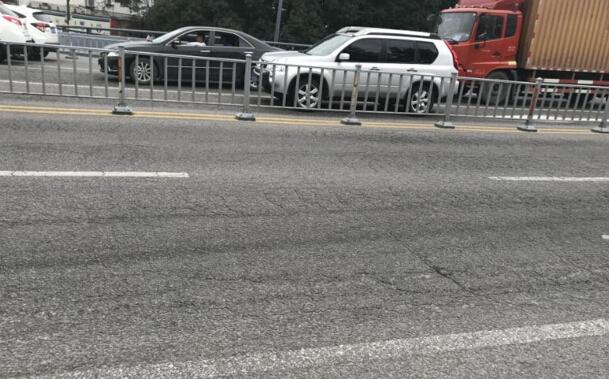 永丰桥沥青路面改造工程于11日正式开工 预计工期为30天