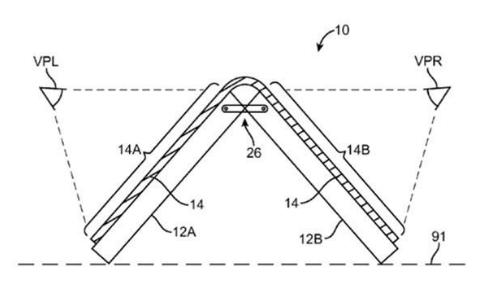苹果研发折叠手机 目前处于原型研发阶段