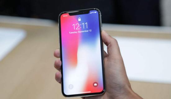 苹果将推出升级版iPhone X 电池续航或达两天