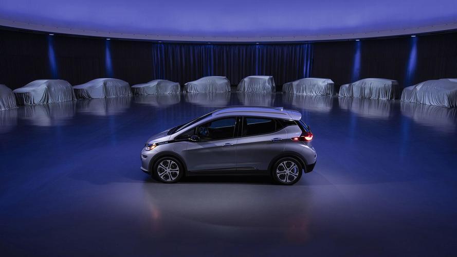 2030年前通用发20款电动车 哪款新能源车最适合你?