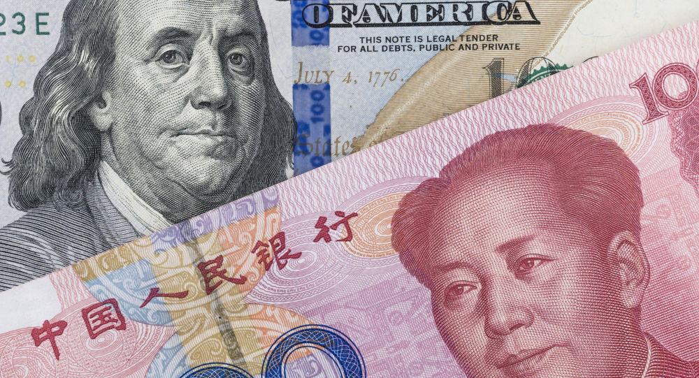 又双叒叕上涨!人民币对美元汇率调升33基点
