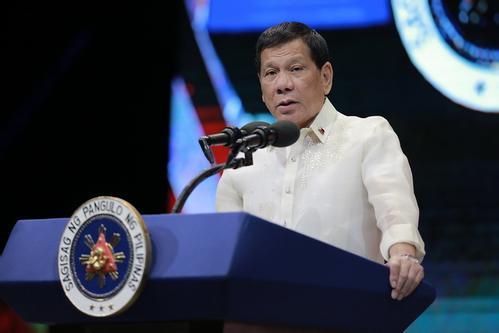 西方国家抨击菲律宾扫毒 杜特尔特:别指手画脚