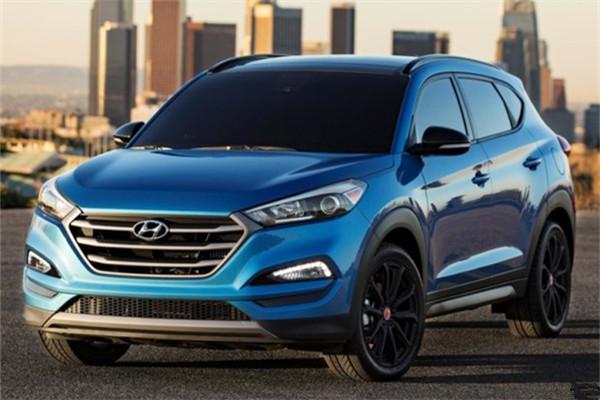 时间未知 现代名车品牌将推两款高性能版SUV车型