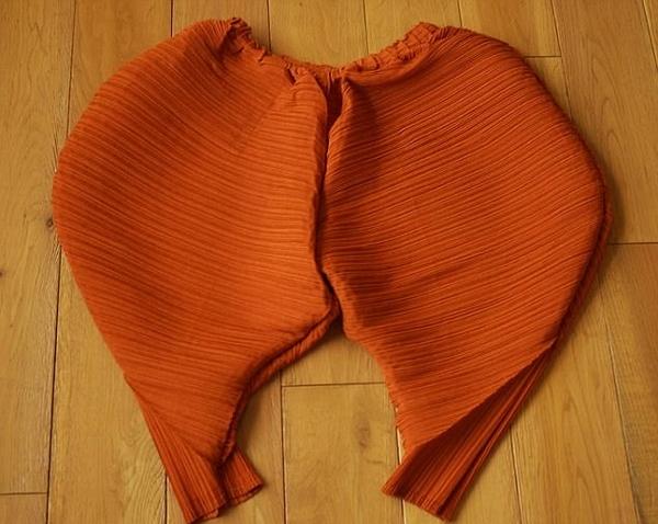 炸鸡裤风靡日本 像病毒一样在网络上传播