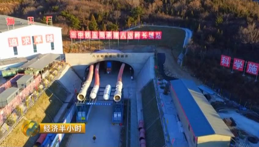 3503米大桥空中转体 桥梁建设成为中国的一张新名片