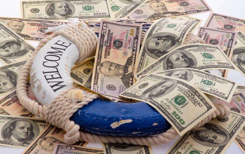 """美元危机才刚刚开始?背后两大""""主谋"""""""
