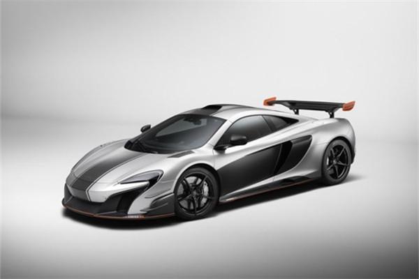 迈凯轮发布全新跑车MSO R官图 最大功率688马力