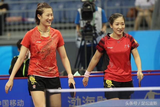 国乒25将出征欲灭日本 丁宁正式复出参赛
