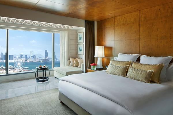 香港文华东方酒店为电动方程式推出「豪华极速」套餐