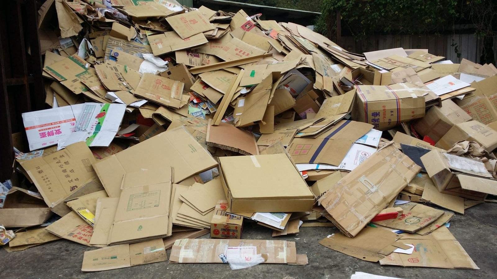 废纸涨价潮持续 为何远超废旧钢铁?