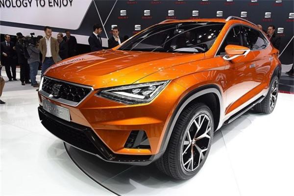 西雅特名车品牌将于2020年推出全新SUV车型