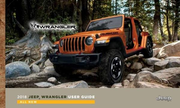 Jeep名车品牌全新牧马人产品用户手册曝光 洛杉矶车展发布