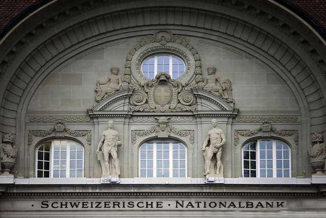 """瑞士央行为何对宽松政策""""爱不释手""""?"""