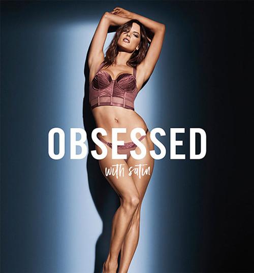 维多利亚的秘密发布全新Obsessed系列广告大片