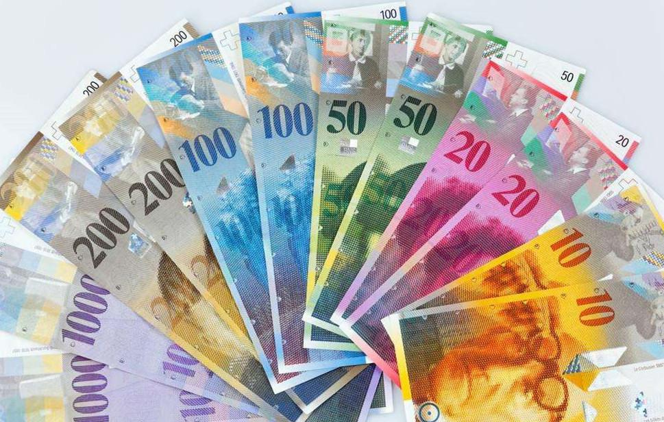 瑞郎是哪个国家的货币?