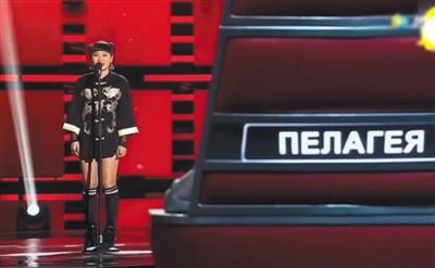 北京姑娘走红俄罗斯好声音 被称为俄罗斯银幕上最熟悉的亚洲面孔
