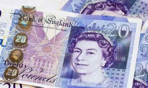 英国通胀数据不如预期 英镑兑美元下跌近百点