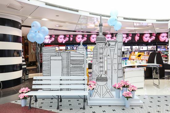 绽放美颜力量 Fresh馥蕾诗正式宣布入驻丝芙兰中国