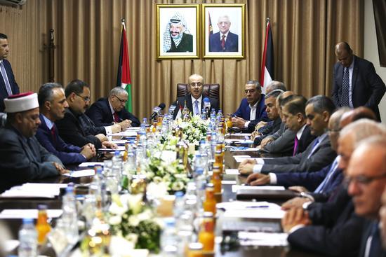 巴勒斯坦重组政府 缓解当地人民的苦难