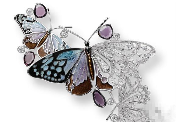 Mikimoto御木本推出全新自然系列珠宝 再掀奢华之风