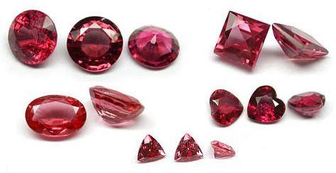 红宝石鉴定