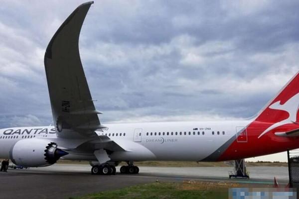 澳洲航空首架波音787-9梦想私人飞机成功交付