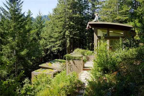 磨坊谷木制豪宅:一个可以当成私人客房的瑜伽空间