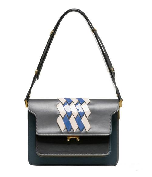 Marni推出全新2017秋冬女装系列新品包包