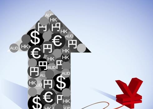 人民币实际有效汇率大涨幅