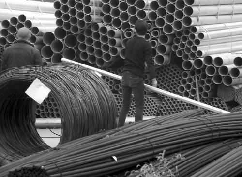 建筑钢材有哪些分类