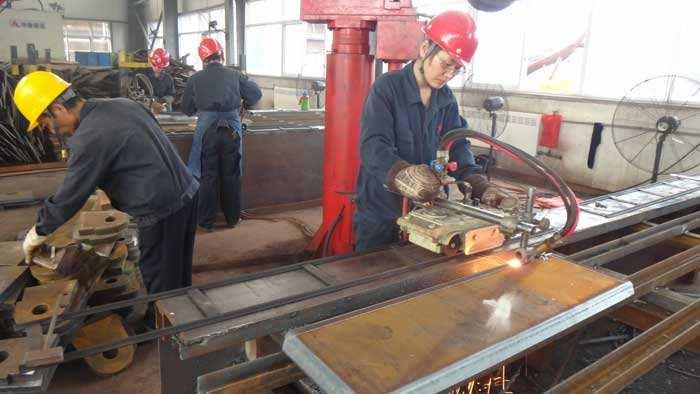 钢材加工包括哪些
