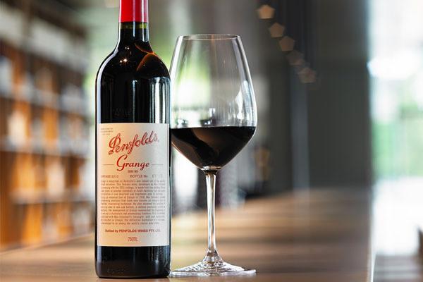 2013年份奔富葛兰许红葡萄名酒于英国正式开售
