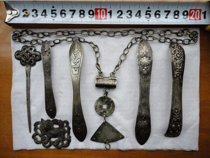老银饰——收藏爱好者眼中的珍宝