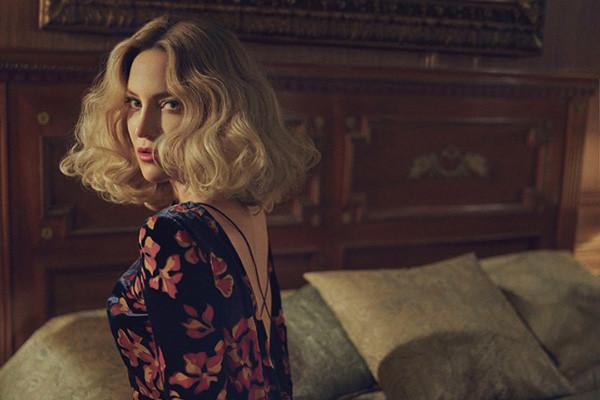 Kate Hudson为《Edit》杂志拍摄10月刊封面大片