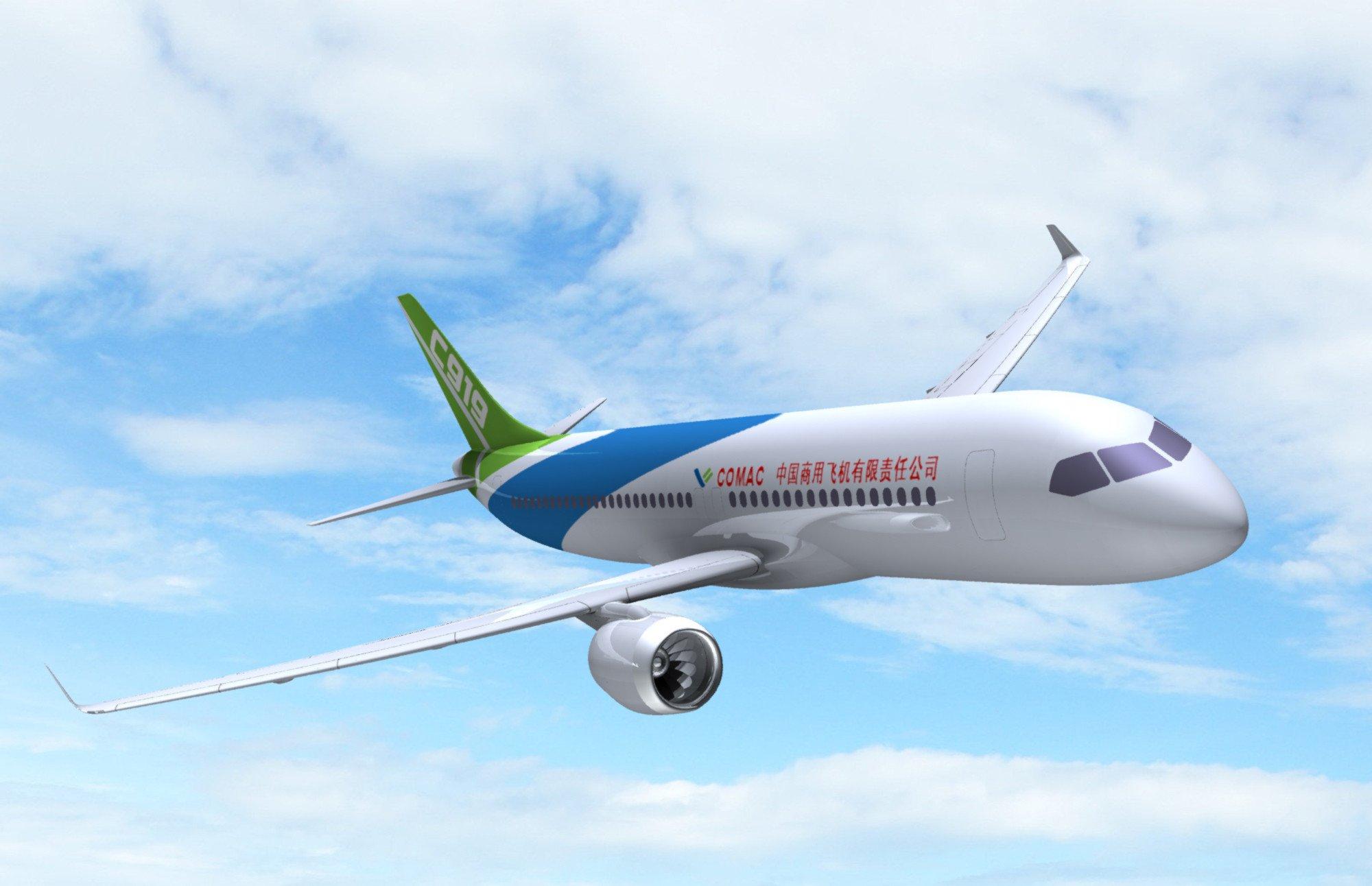 我国飞机租赁业迅速崛起打破国外垄断