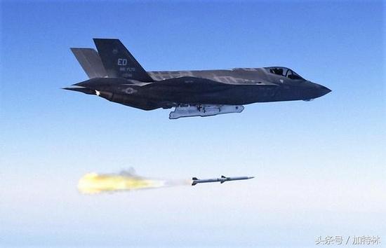 美军F35下月进驻日本 F35首次以战斗形式派驻外国!