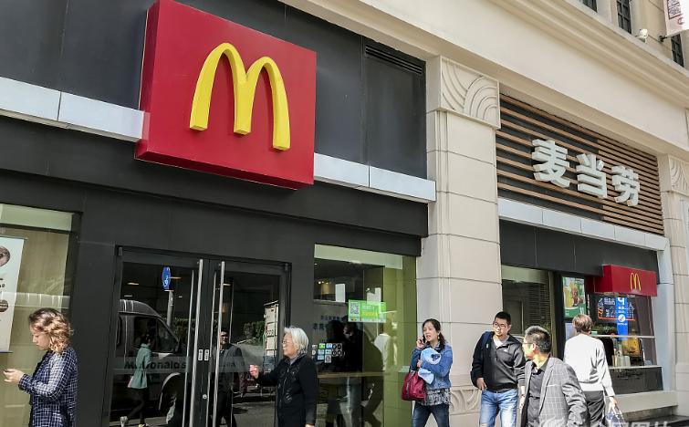 麦当劳改名金拱门 日常的业务不会受到任何影响