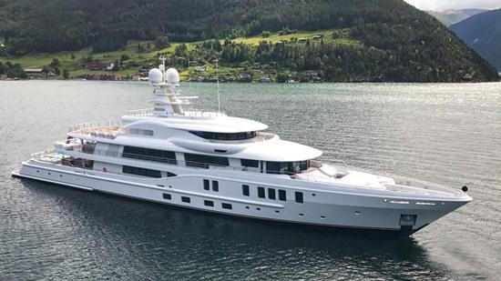 Amels船厂公布最新74米New Secret超级游艇
