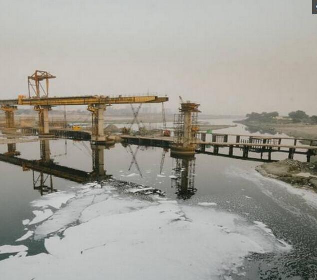 世界上污染最严重地区——印度德里