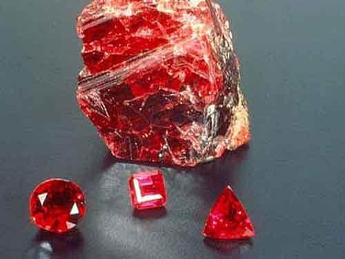 红宝石真假怎么看