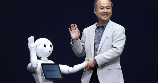 第一次见iPhone差点尿裤子 日本首付孙正义调侃人工智能的发展