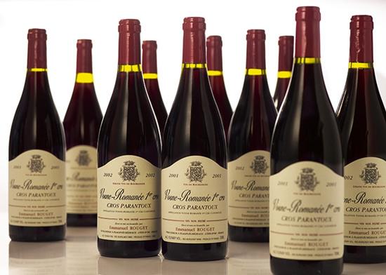 罗曼尼·康帝园葡萄名酒引领苏富比纽约拍卖会