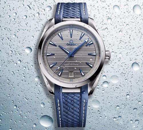 经典传承之作 欧米茄推出全新海马Aqua Terra系列腕表