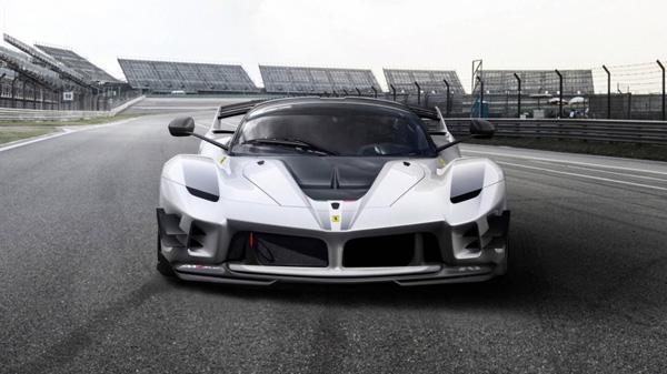 法拉利推出终极性能Ferrari FXX-K Evo赛道版车型