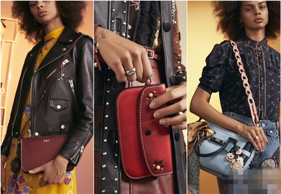 Coach推出全新订制系列包包 打造美式现代奢华风尚
