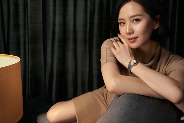 彰显女性时尚风采 刘诗诗加入欧米茄名人大使大家庭